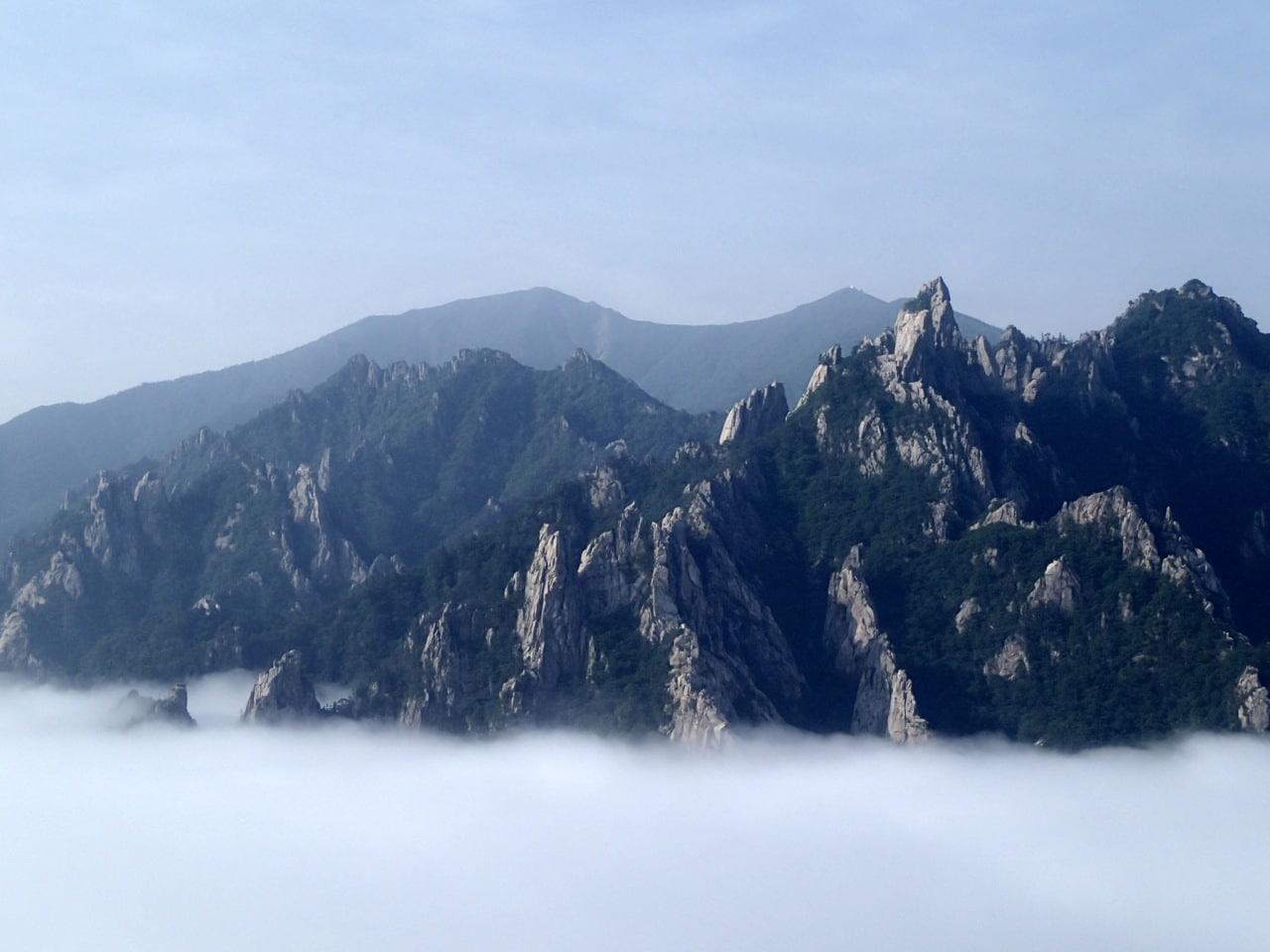 Gongnyong Ridge