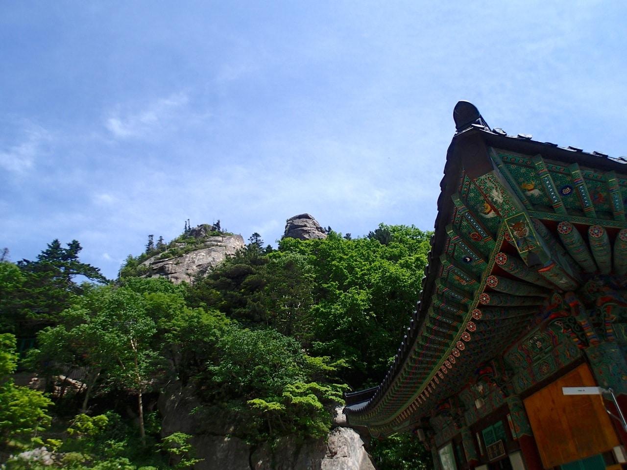 Bongjeong-am Hermitage